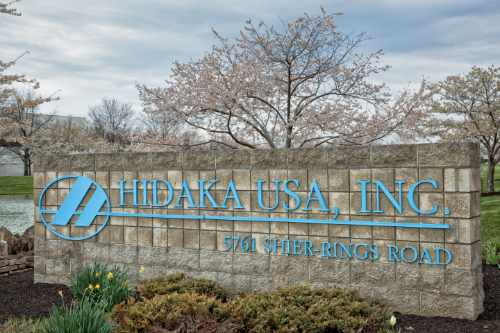 Hidaka USA Inc Outdoor Sign