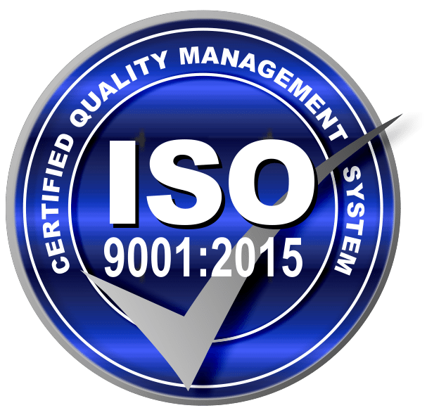 ISO 9001 Certification Logo Link